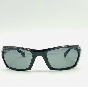 Liberty Black Oval Sunglasses Frames